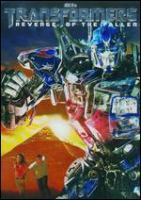 Cover image for Transformers, revenge of the fallen