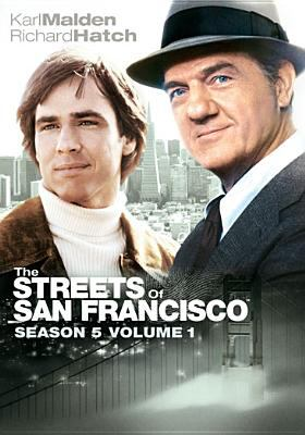 Cover image for The streets of San Francisco Season 5, volume 1