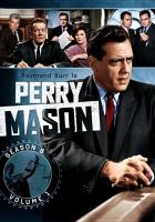 Cover image for Perry Mason Season 8, Volume 1