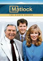 Cover image for Matlock The eighth season
