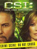 Cover image for CSI: crime scene investigation  The complete seventh season