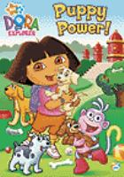 Imagen de portada para Dora the explorer Puppy power!