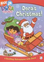 Imagen de portada para Dora the Explorer. Dora's Christmas!