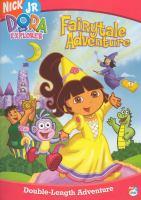 Cover image for Dora the Explorer Dora's fairytale adventure