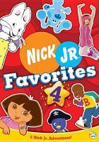 Cover image for Nick Jr. favorites. 4