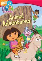 Imagen de portada para Dora the Explorer Animal adventures