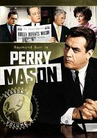 Cover image for Perry Mason Season 7, Volume 1