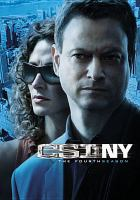 Cover image for CSI: NY, crime scene investigation The fourth season