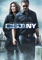 Cover image for CSI: NY, crime scene investigation The fifth season