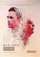Cover image for Marjorie Prime