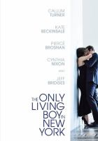 Cover image for The only living boy in New York