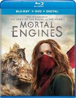 Cover image for Mortal engines