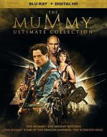Cover image for The mummy ultimate collection