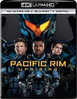 Cover image for Pacific Rim : Uprising