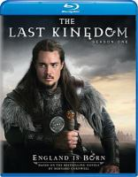 Cover image for The last kingdom Season one.