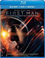 Cover image for First man