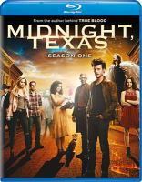 Cover image for Midnight, Texas. Season one
