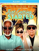Cover image for Just getting started