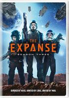 Cover image for The expanse season three.