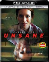 Cover image for Unsane