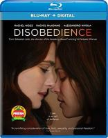 Cover image for Disobedience