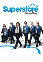 Cover image for Superstore Season three.