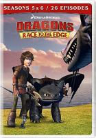 Cover image for Dragons Race to the edge, Seasons 5 & 6