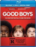 Cover image for Good boys