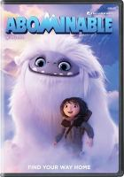 Cover image for Abominable
