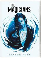 Cover image for The magicians Season four
