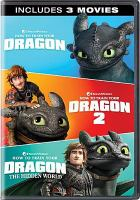 Cover image for How to train your dragon 3-movie collection