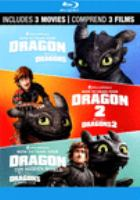 Cover image for How to train your dragon 3-movie collection.
