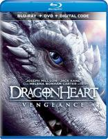 Cover image for Dragonheart: Vengeance