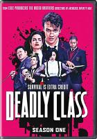 Cover image for Deadly class Season one