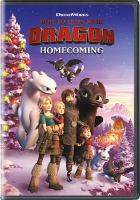 Cover image for How to train your dragon homecoming