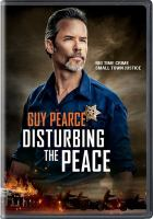 Cover image for Disturbing the peace