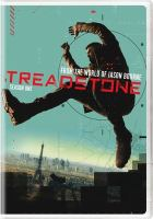 Cover image for Treadstone Season one.