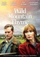 Cover image for Wild mountain thyme