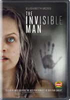 Cover image for The invisible man