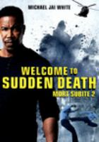 Imagen de portada para Welcome to sudden death