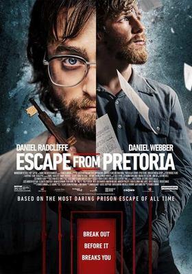 Cover image for Escape from Pretoria