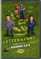Cover image for Letterkenny Seasons 3 & 4