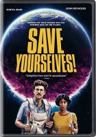 Cover image for Save yourselves