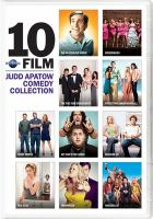 Cover image for 10-film Judd Apatow comedy collection