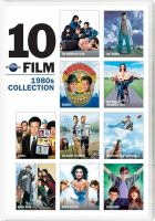 Cover image for Universal 10-film 1980's collection