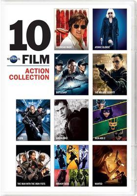 Imagen de portada para 10-film action collection