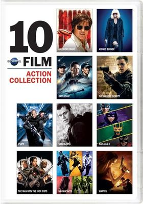 Imagen de portada para 10-film action collection