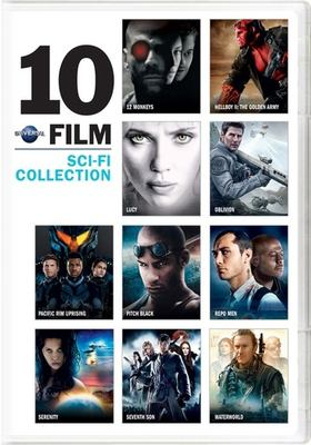 Cover image for Universal 10 film sci-fi collection