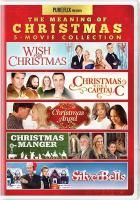 Imagen de portada para The meaning of Christmas 5 movie collectioon