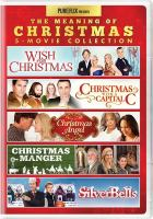 Cover image for The meaning of Christmas 5 movie collectioon